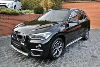 BMW X1 20d xDrive X-LINE,PANORAMA,HEAD-UP,KAMERA,NAVIGACE SUV nafta