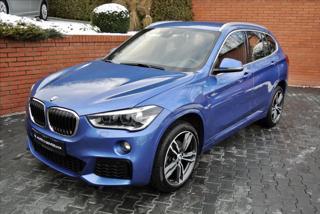 BMW X1 18d M-SPORT,LED,NAVIGACE,KEYLESS SUV nafta