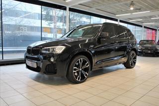 BMW X3 xDrive20d M-Sport Pano/HUD SUV nafta