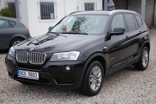 BMW X3 3.0d 190kW xDrive SUV