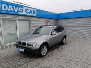 BMW X3 3,0 D xDrive 150kW CZ Panorama SUV nafta