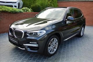 BMW X3 30d xDrive LUXURY,KEYLESS,HIFI,TAŽNÉ ZAŘÍZEN SUV nafta