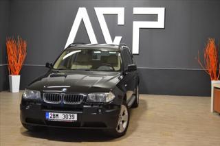 BMW X3 3.0D*150KW*Kůže*PDC*Xenon* SUV nafta