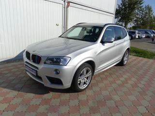 BMW X3 xDrive20d,M-paket,ČR SUV
