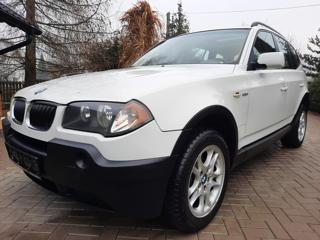 BMW X3 2.5i 24V 4x4 PANORAMA SUV