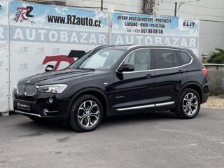 BMW X3 xDrive 140kW+TOP VÝBAVA SUV