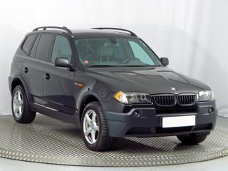 BMW X3 3.0 d 150kW SUV nafta