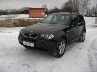 BMW X3 3.0 d, 4x4, Automat, ČR,2.maj SUV