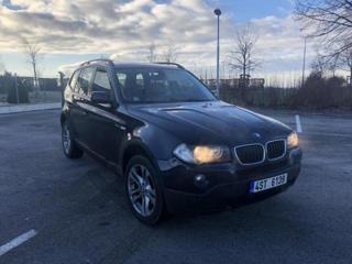 BMW X3 2.0 d Automat SUV nafta