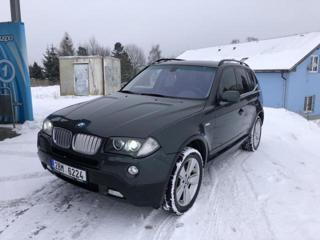 BMW X3 3.0 Panorama 4x4 SUV nafta