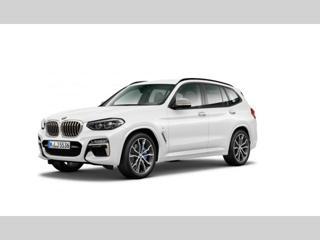 BMW X3 3.0 d SUV nafta