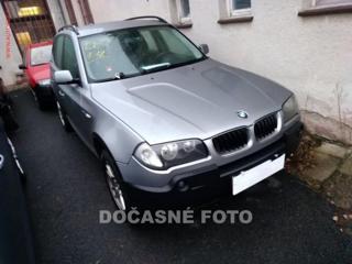 BMW X3 3.0 d 4x4 SUV nafta