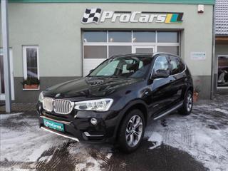 BMW X3 xDrive 2.0d Xline SUV nafta