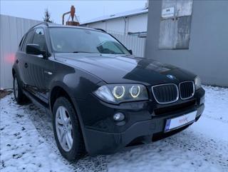 BMW X3 2,0 xd 130kW,automat,původ ČR SUV nafta
