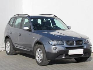 BMW X3 2.0 d SUV nafta