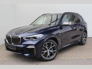 BMW X5 4.4 i SUV benzin