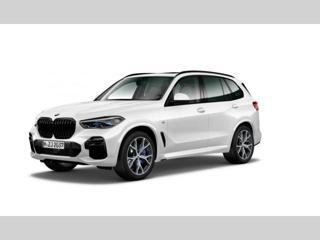 BMW X5 0.3 d SUV nafta