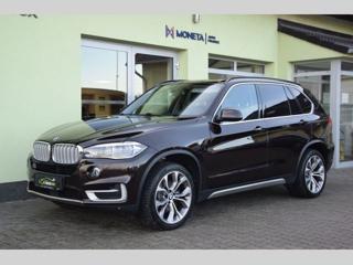 BMW X5 4,0xD DOVĚRY*LED*WEBASTO*H&K SUV nafta