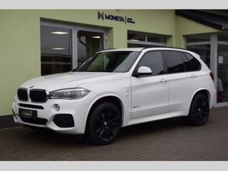 BMW X5 3,0xD M-PAKET*LED*TAŽNÉ*H&K SUV nafta