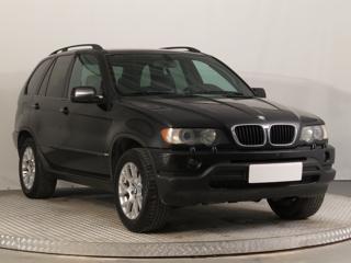 BMW X5 3.0 i 170kW SUV benzin