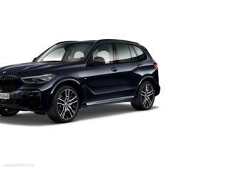 BMW X5 xDrive30d M-paket SUV nafta