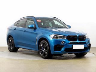 BMW X6 M 4.4 V8 423kW SUV benzin