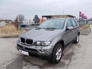 BMW X5 3.0D 4WD, 160kW, TOP KM!! SUV