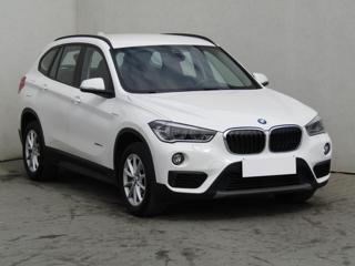 BMW X1 1.8 d, 1.maj, Serv.kniha, ČR SUV nafta