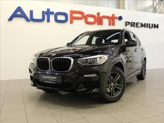 BMW X3 2,0 20i AT xDrive M-Paket LED SUV benzin