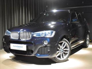 BMW X3 3,0 30xd M-Paket Adapt.LED ČR SUV nafta