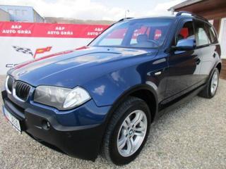 BMW X3 3.0 d Automat SUV nafta