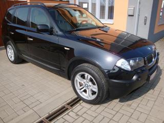 BMW X3 3.0 i Automat 4x4 SUV benzin