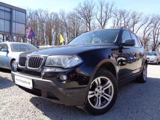 BMW X3 2.0d X-Drive SUV