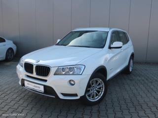 BMW X3 xDrive20d xLine SUV nafta