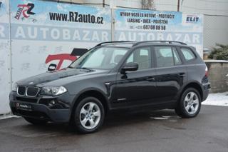 BMW X3 xDrive 130kW+PRAV.SERVIS SUV