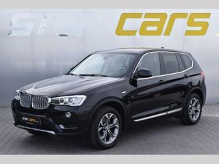 BMW X3 3.0 d xDrive Line SUV nafta