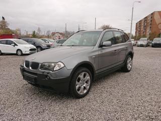 BMW X3 2.0d110KW,KŮŽE,XENON,NEMÁ DPF SUV