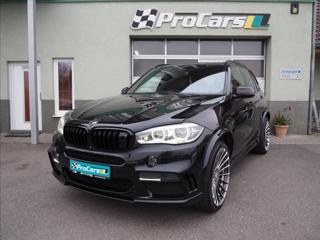 BMW X5 3,0 M50d HAMANN SUV nafta
