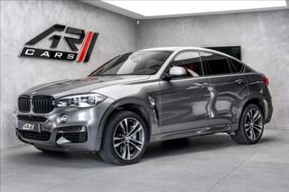 BMW X6 M50d, Keyless, HUD, kamera 360  OV SUV nafta