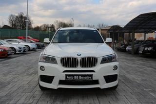 BMW X3 3.0d xDrive, Mpaket, ČR SUV