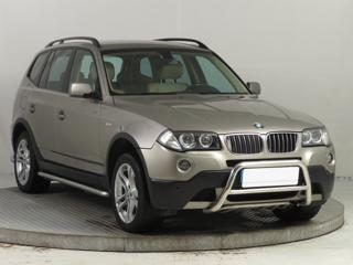 BMW X3 2.5 si 160kW SUV benzin