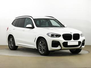 BMW X3 xDrive20d 140kW SUV nafta