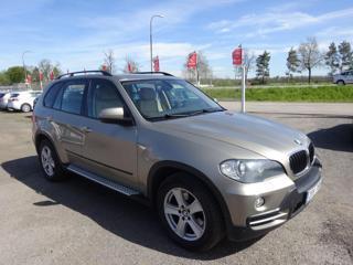 BMW X5 3.0 D 4x4,2xkola,ČR,serviska SUV