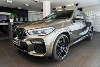 BMW X6 3,0 xDrive 40d M Sport/Laser/HUD/Sky Lounge  IHNED SUV nafta