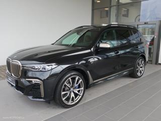 BMW X7 M50d SUV nafta