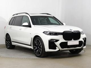BMW X7 xDrive30d 195kW SUV nafta