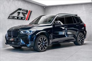 BMW X5 M Competition, laser, pano, karbon SUV benzin