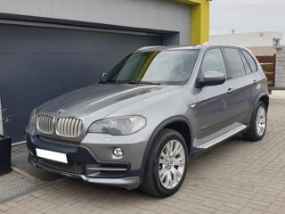 BMW X5 3.0 4X4! 7-MÍST! ČR!! MAX VÝBAVA!! SUV