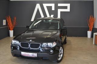 BMW X3 X3 2,0D*AT*PDC*NAVI*Serviska SUV nafta