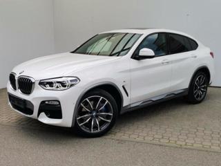 BMW X4 2.0 d xDrive SUV nafta